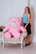 розовый мишка Плюх 160 см