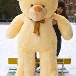 сколько стоит плюшевый медведь Вэтли 200см
