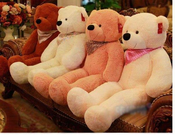 Плюшевые медведи оптом
