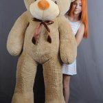 купить мокко мягкую игрушку медведь большой